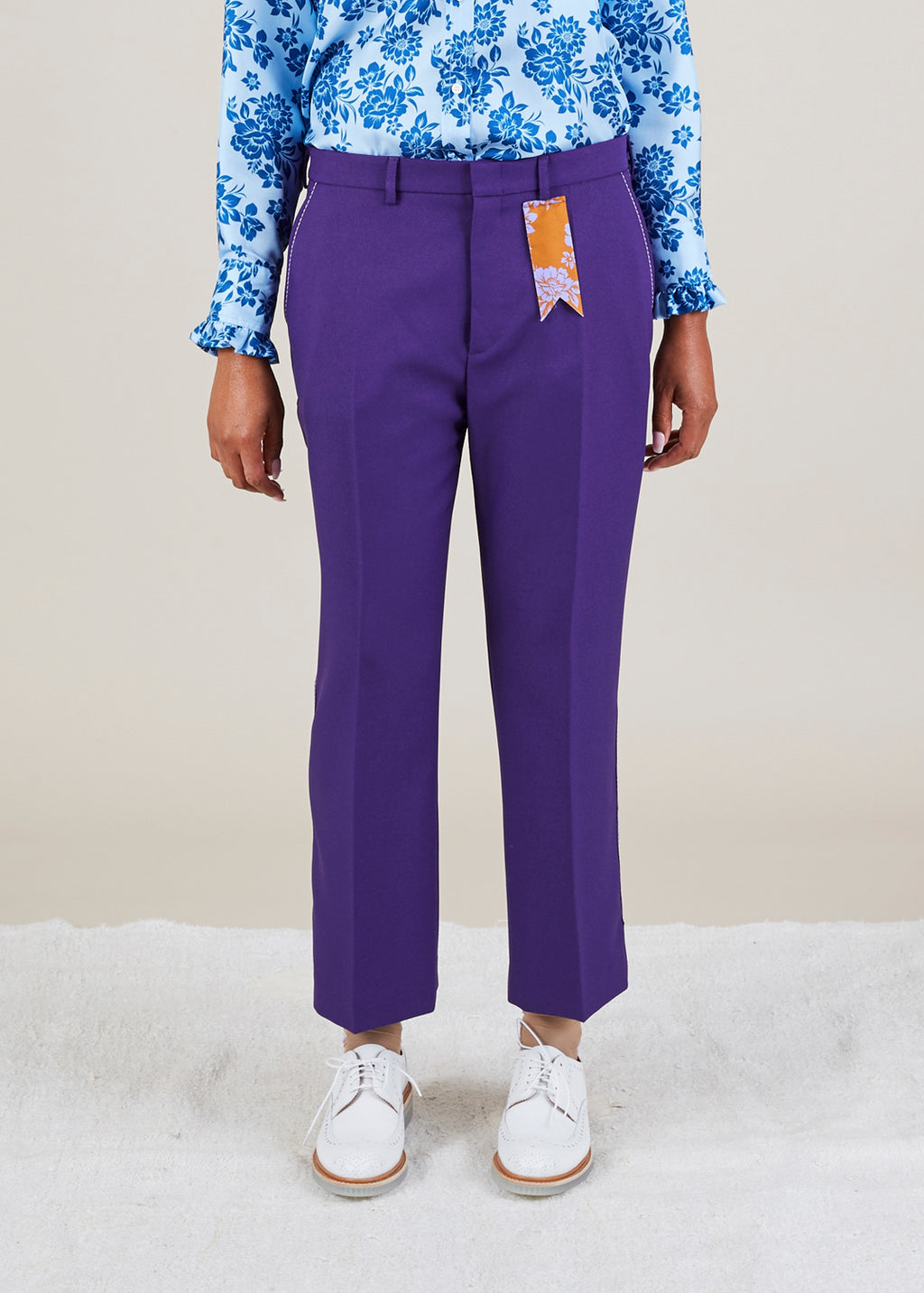The Gigi Sonia Crop Trouser