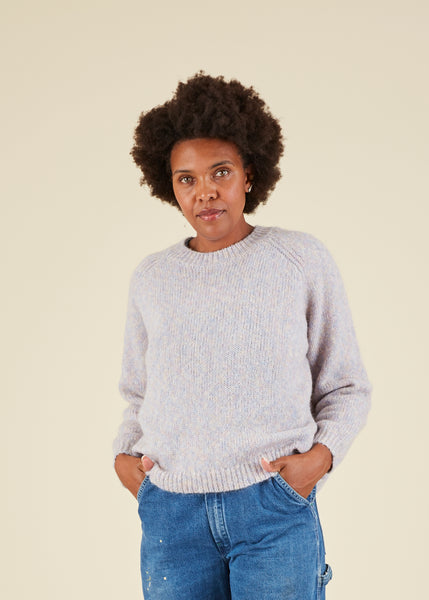 Patches Knit Sweater