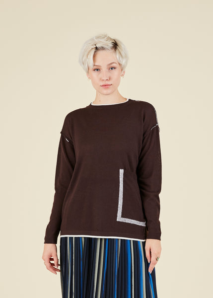 Gest Pocket Sweater