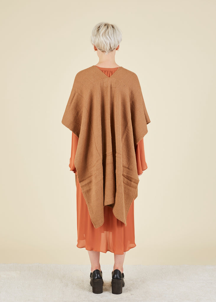 Short Alpaca Duster