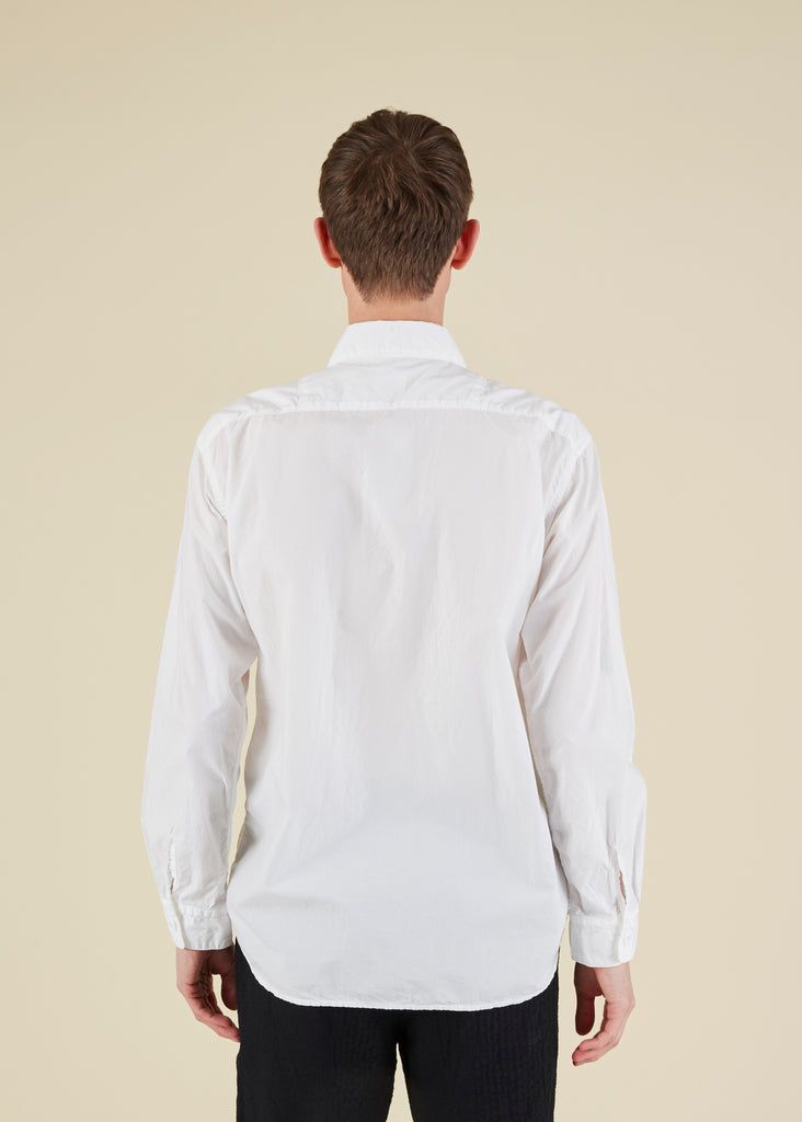 Pleated Pocket Shirt