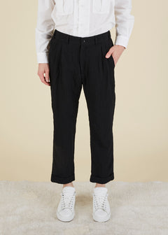 Textured Stripe Trouser