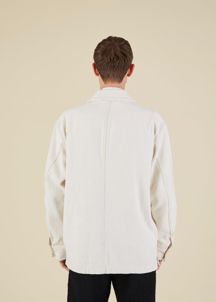 Two Pocket Shirt Jacket