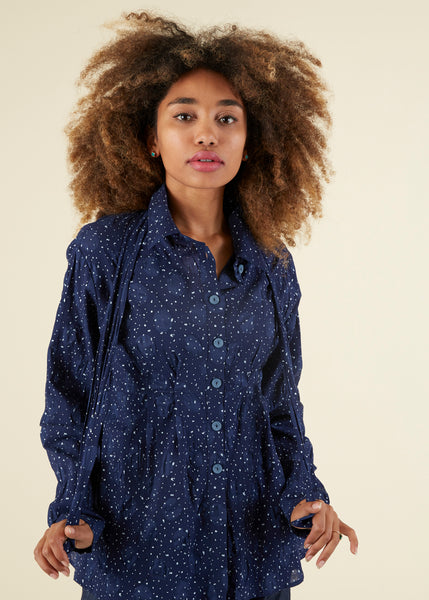 Gitane Speckled Blouse