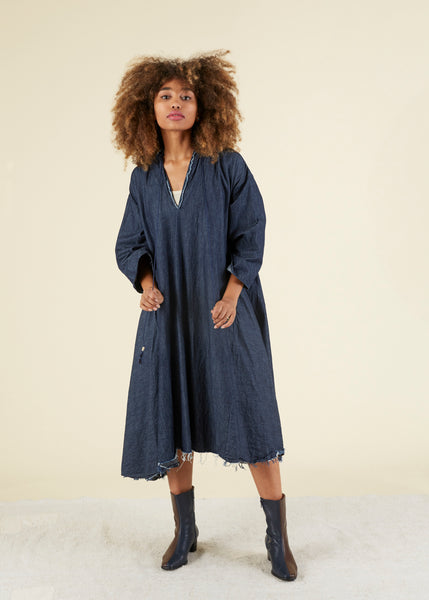 Long Sleeve Dervish Dress