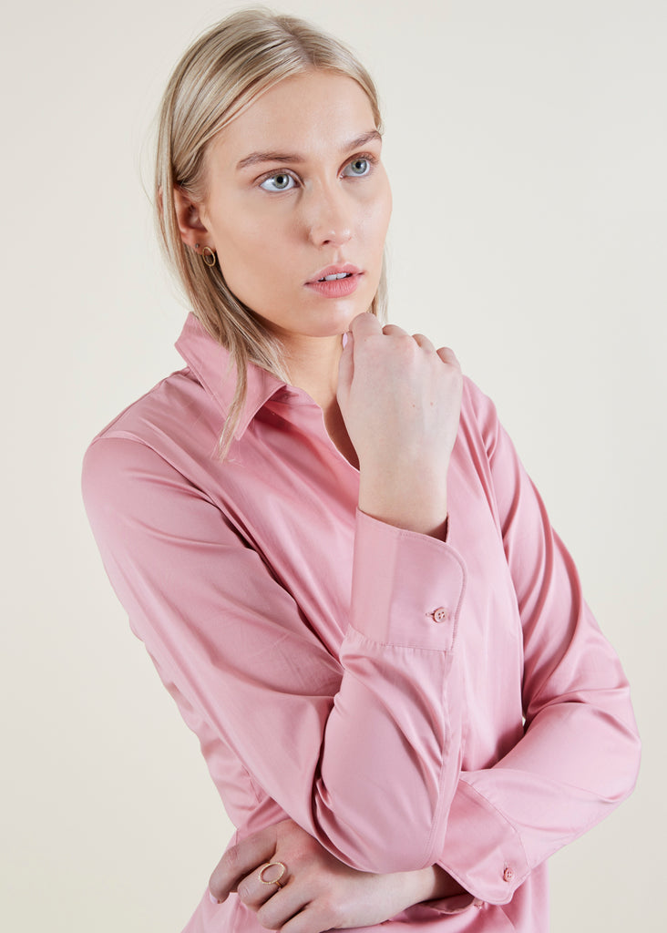 Charlotte Button Down Shirt
