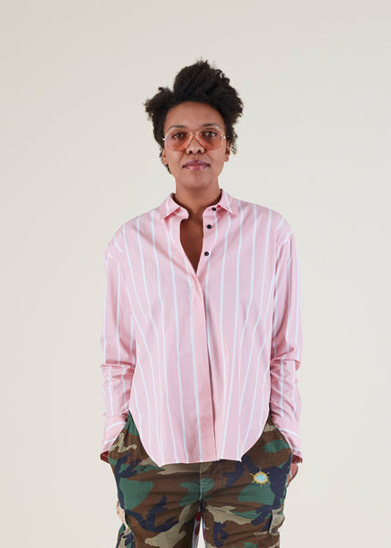 Coco Stripe Shirt