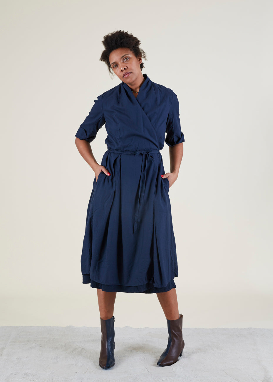 Hannoh Wessel Daniela Wrap Dress