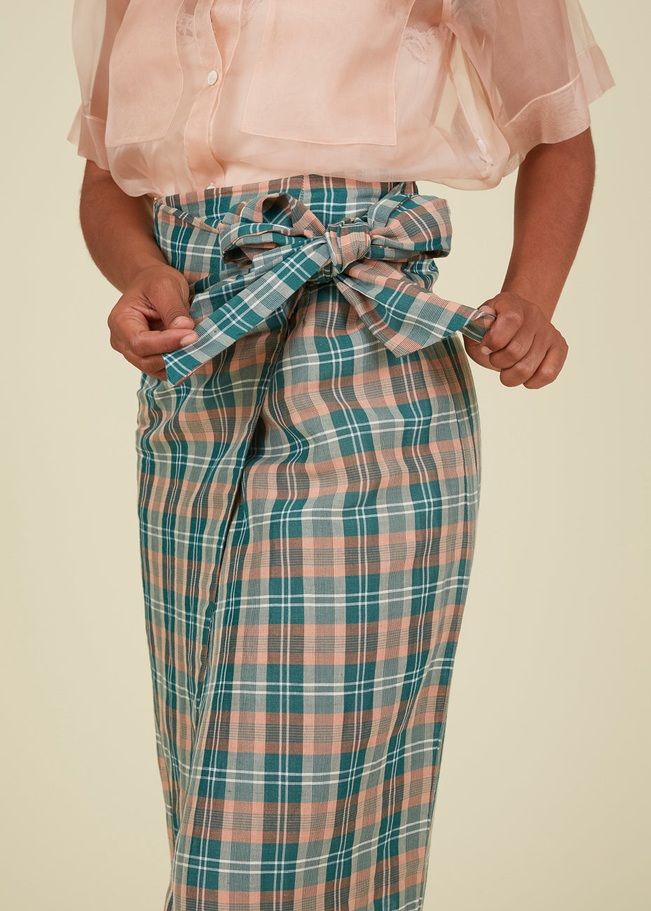 Tela Acerba Wrap Skirt