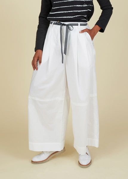 Panic Wide Pleated Pant