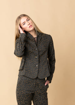 Java Printed Jacket