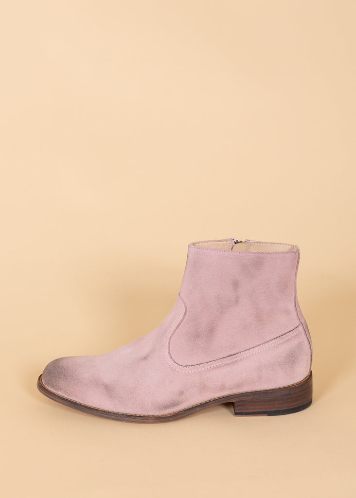 Short Suede Dakota Boot