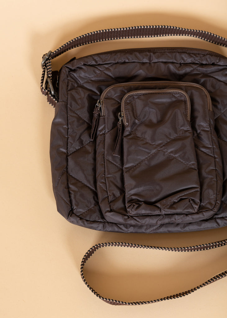Quilted Flight Bag