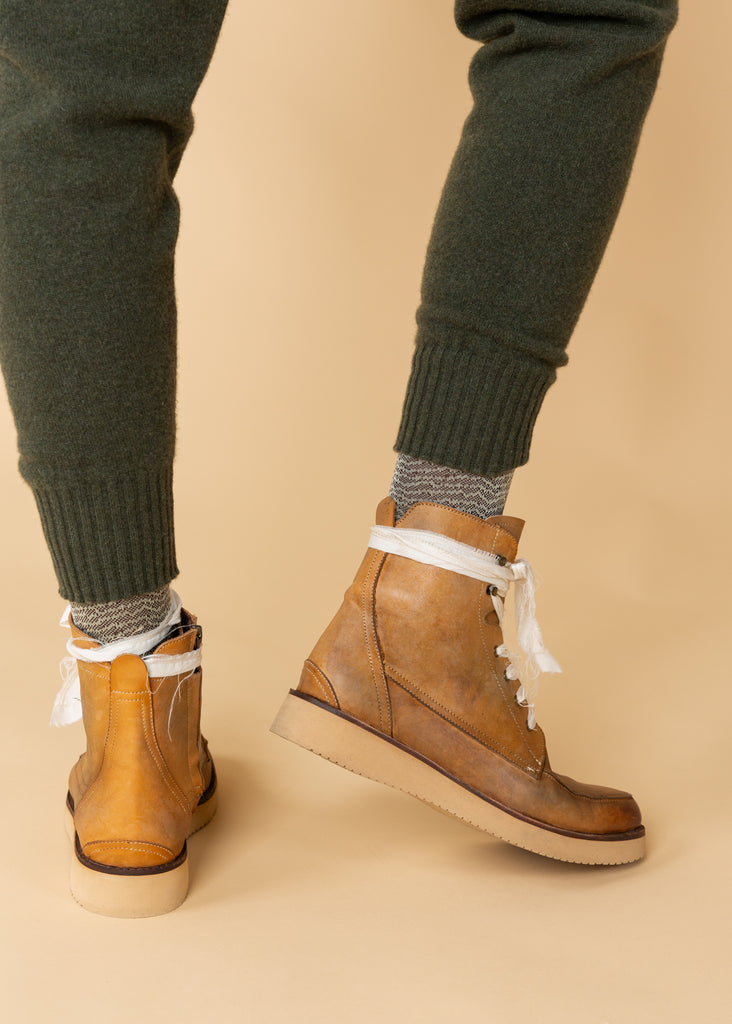 Elkhart Lace-Up Boot