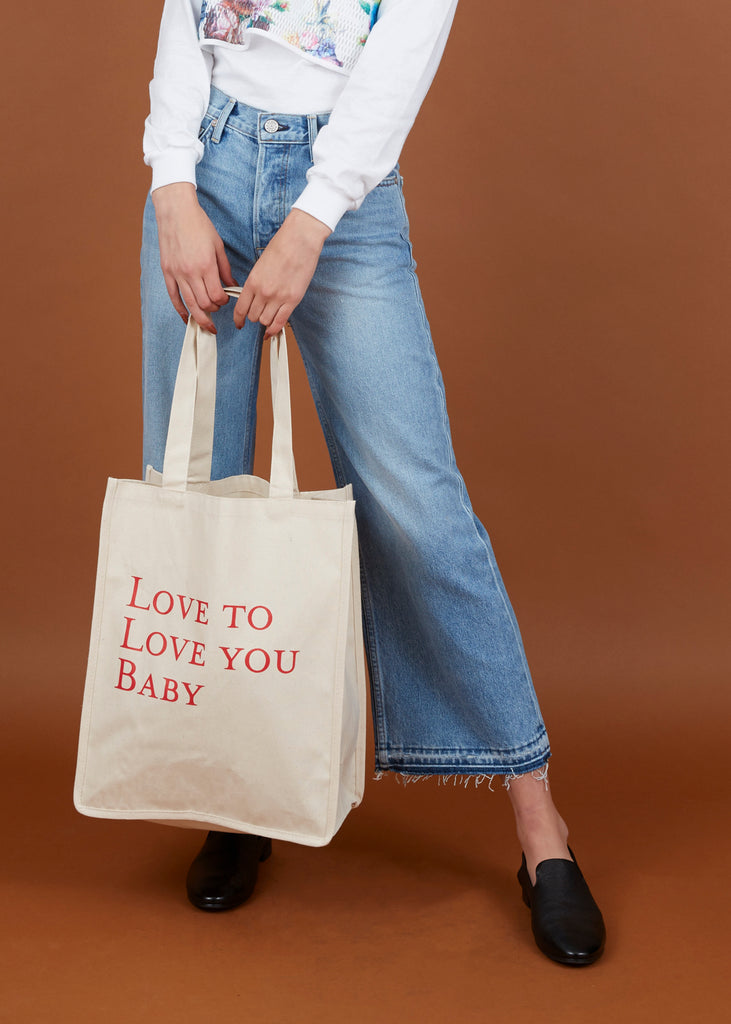 Love to Love You Tote