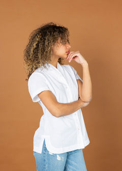 Cinzia Short Sleeve Shirt