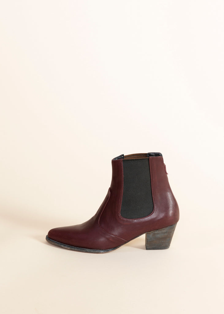 West Ankle Boot
