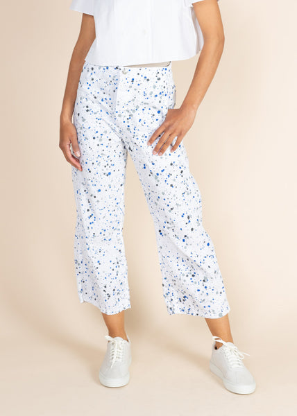 Splatter Sailor Pant
