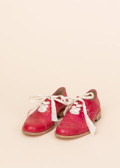 Andi Lace Up Shoe