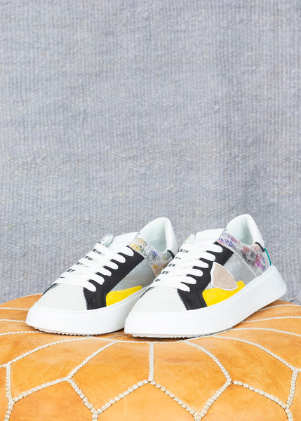 Temple Fancy Pop Sneaker