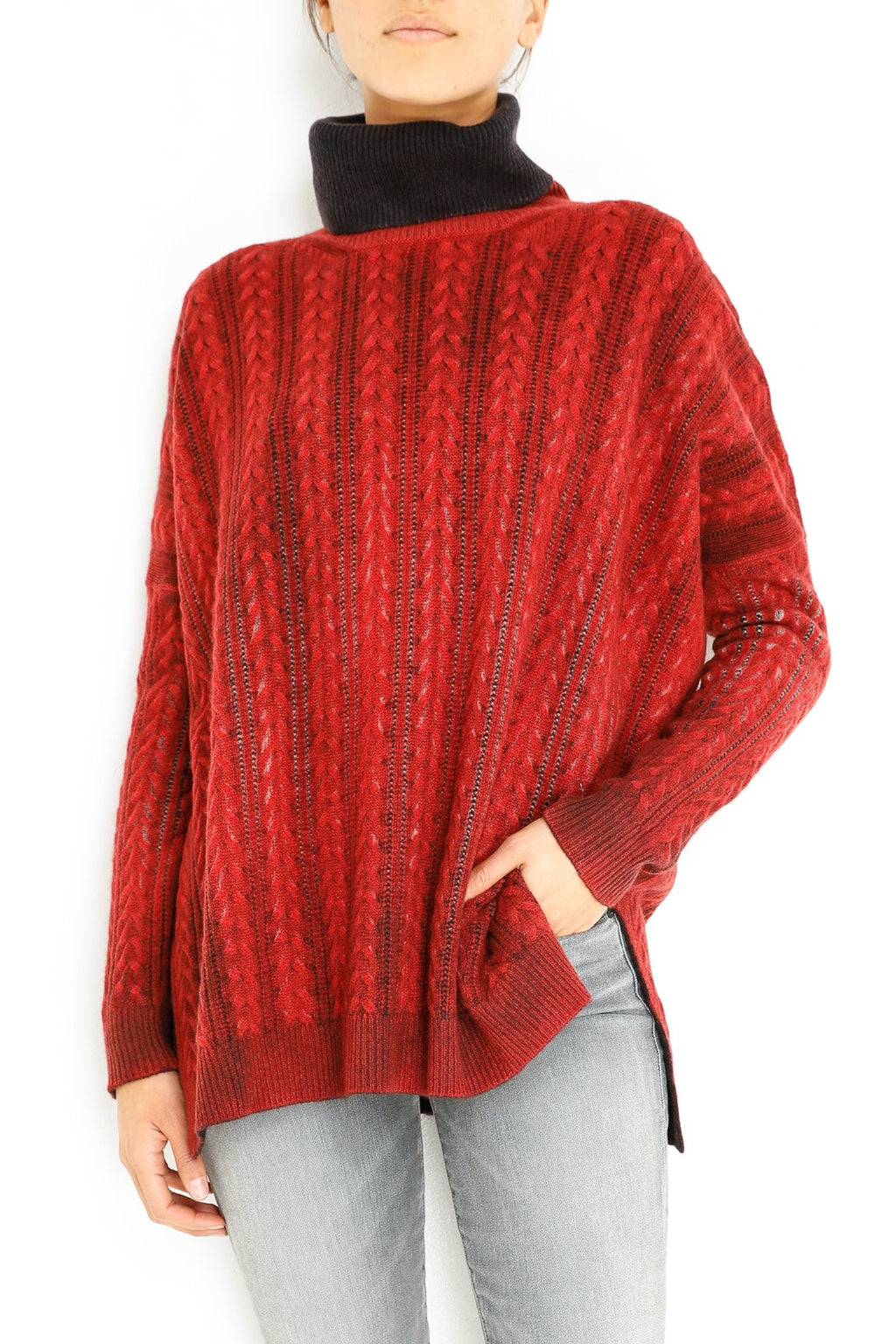high-neck-cable-pullover