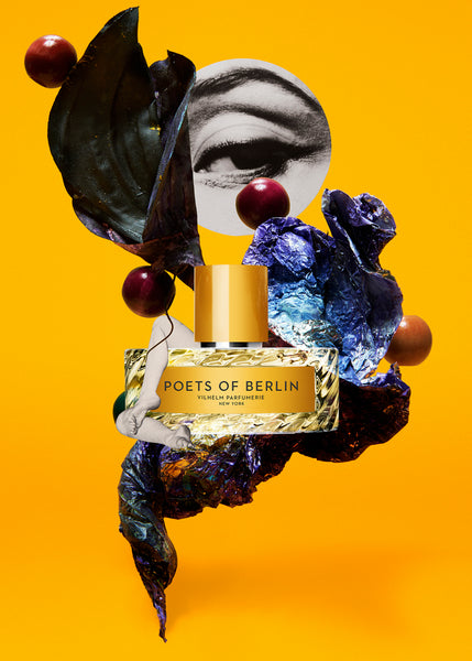 Poets of Berlin Eau De Parfum 20ml