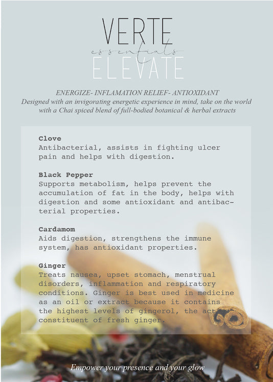 Elevate Vital Oils Dropper