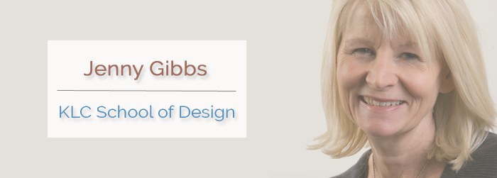 jenny gibbs klc school of design interview
