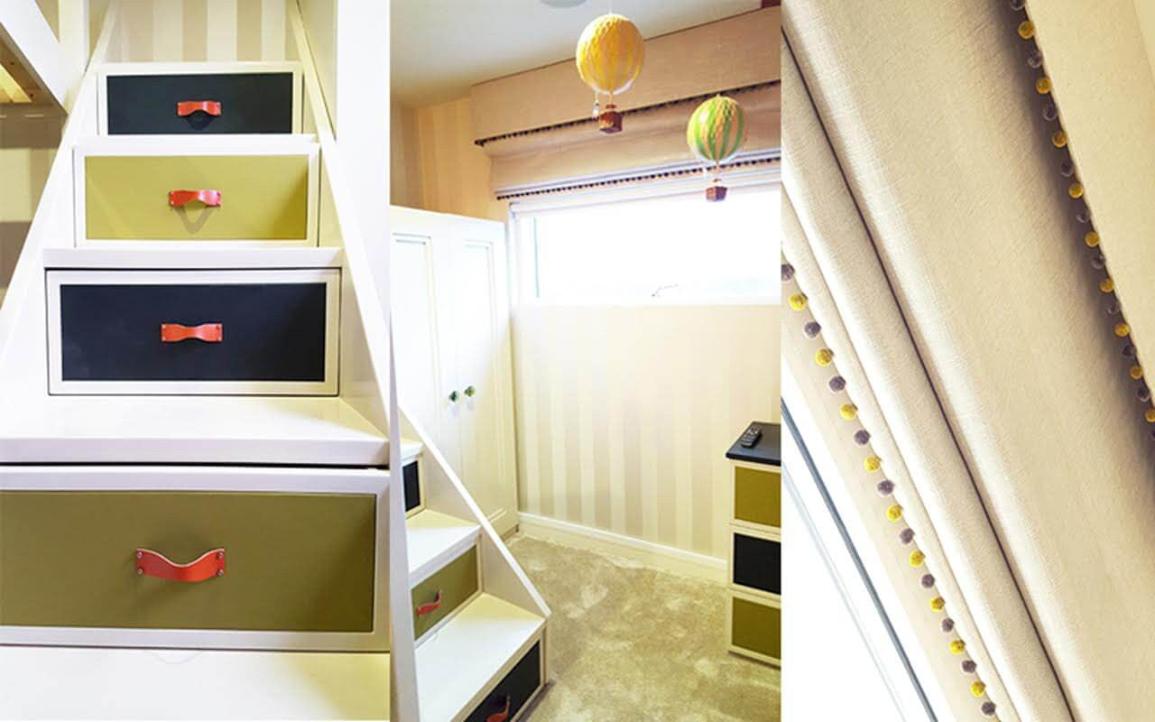 modern kids bedroom ideas