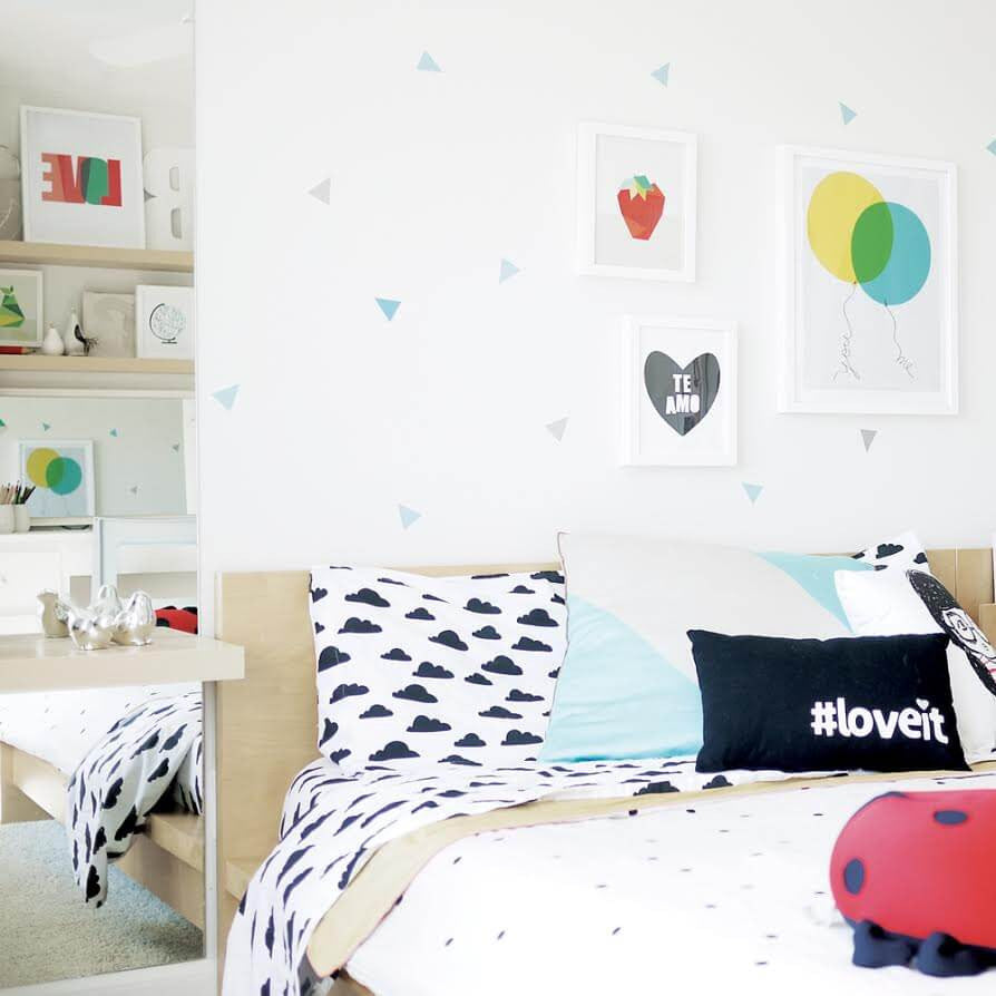 colourful childs bedroom ideas