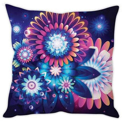 psychedelic cushions