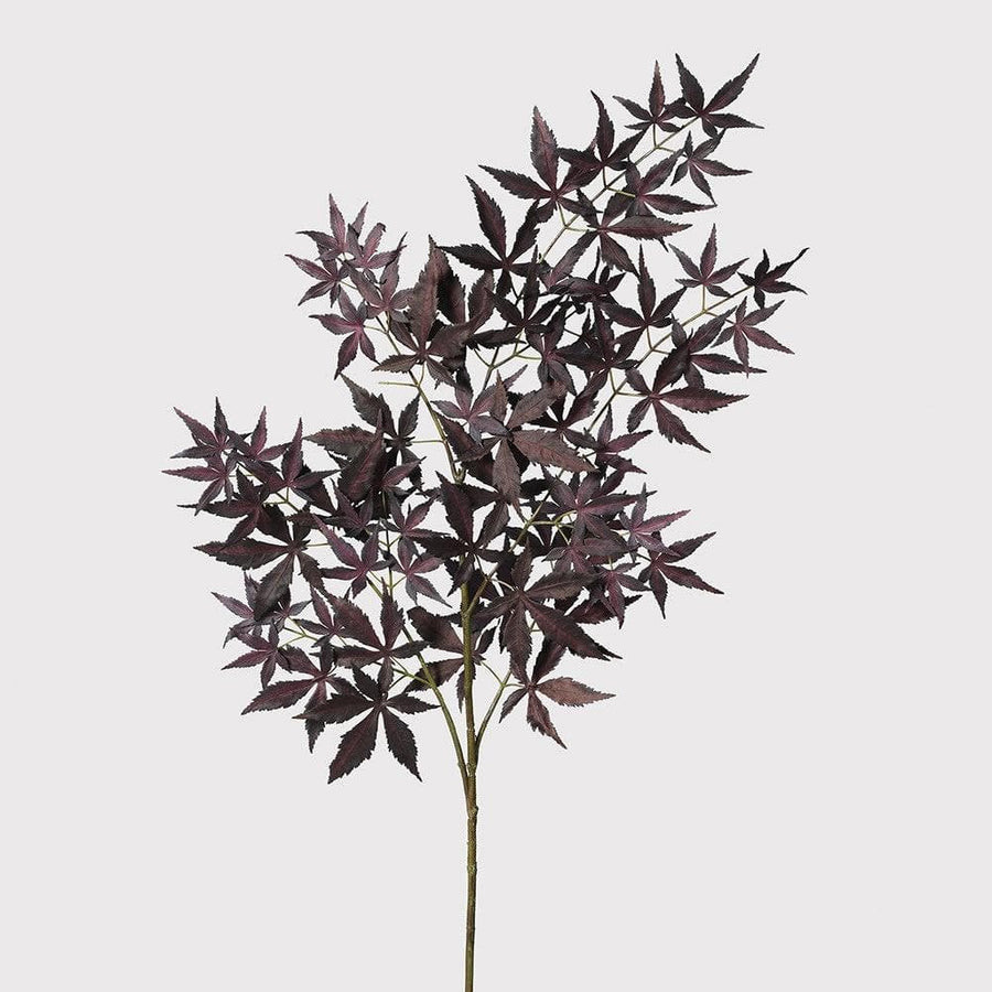 Large Artificial Dark Acer Spray