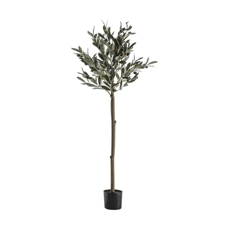 Tall Faux Olive Tree