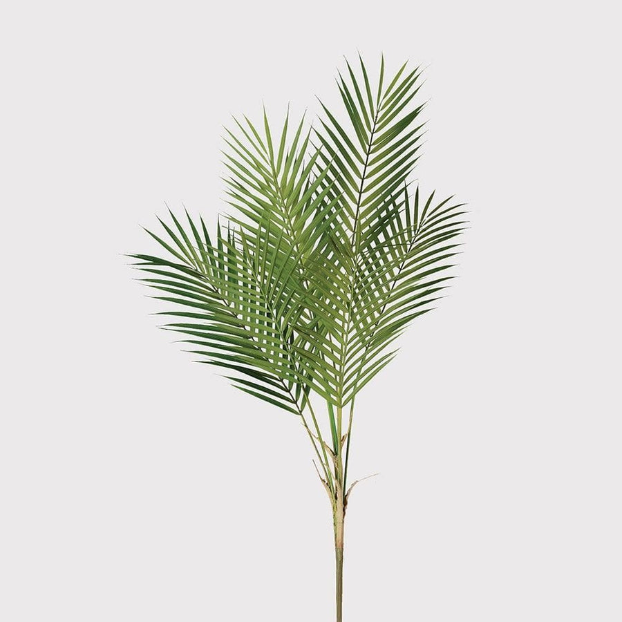 Faux Bushy Palm Tree Stem at the Farthing