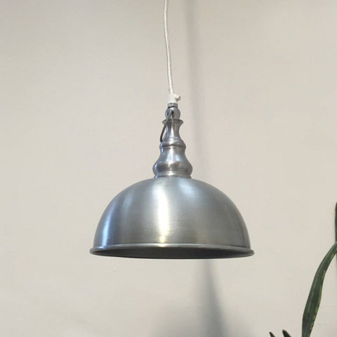 Industrial Style Pendant Lamp - small - The Farthing