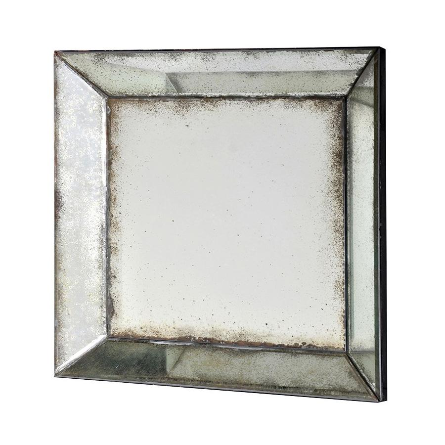 Antiqued Venetian Wall Mirror at the Farthing