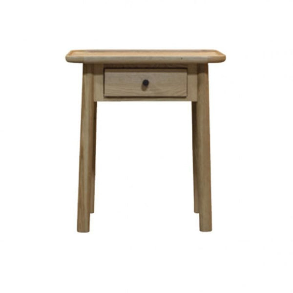 Arendal Oak Side Table