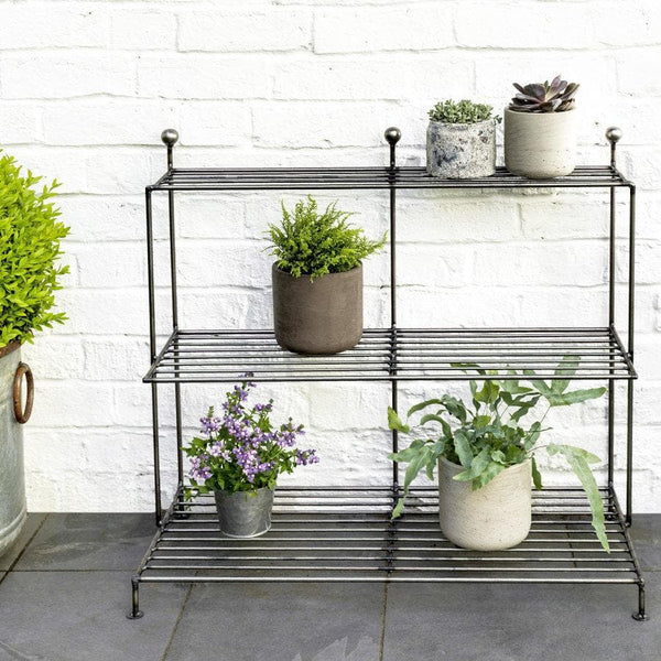 Barrington Steel Plant Pot Stand at the Farthing 7