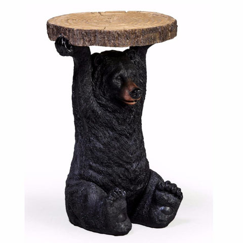 Benjamin Bear Side Table at the Farthing