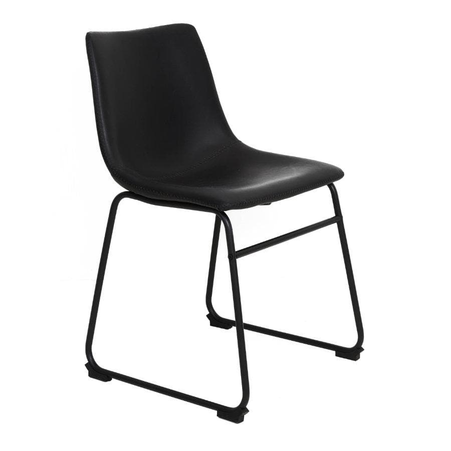 Black Oxford Dining Chair at the Farthing