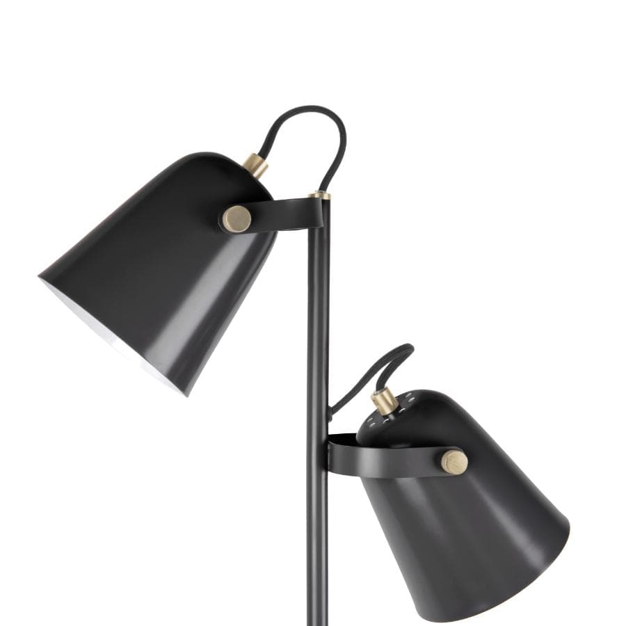 Black Sandbanks Floor Lamp at the Farthing
