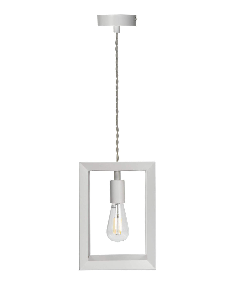 Brunswick Metal Pendant Light at the Farthing