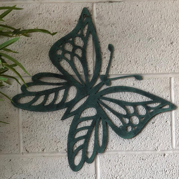 Butterfly Garden Wall Art | The Farthing