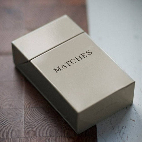 Chic Matches Box In Clay - The Farthing  - 1