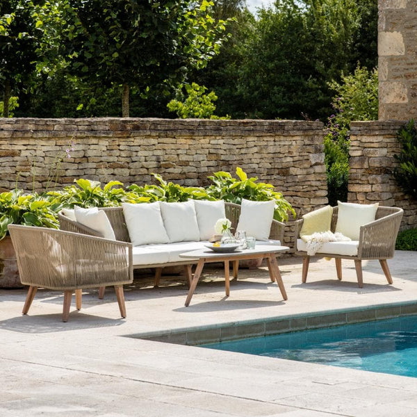 Colwell Outdoor Sofa Set at the Farthing