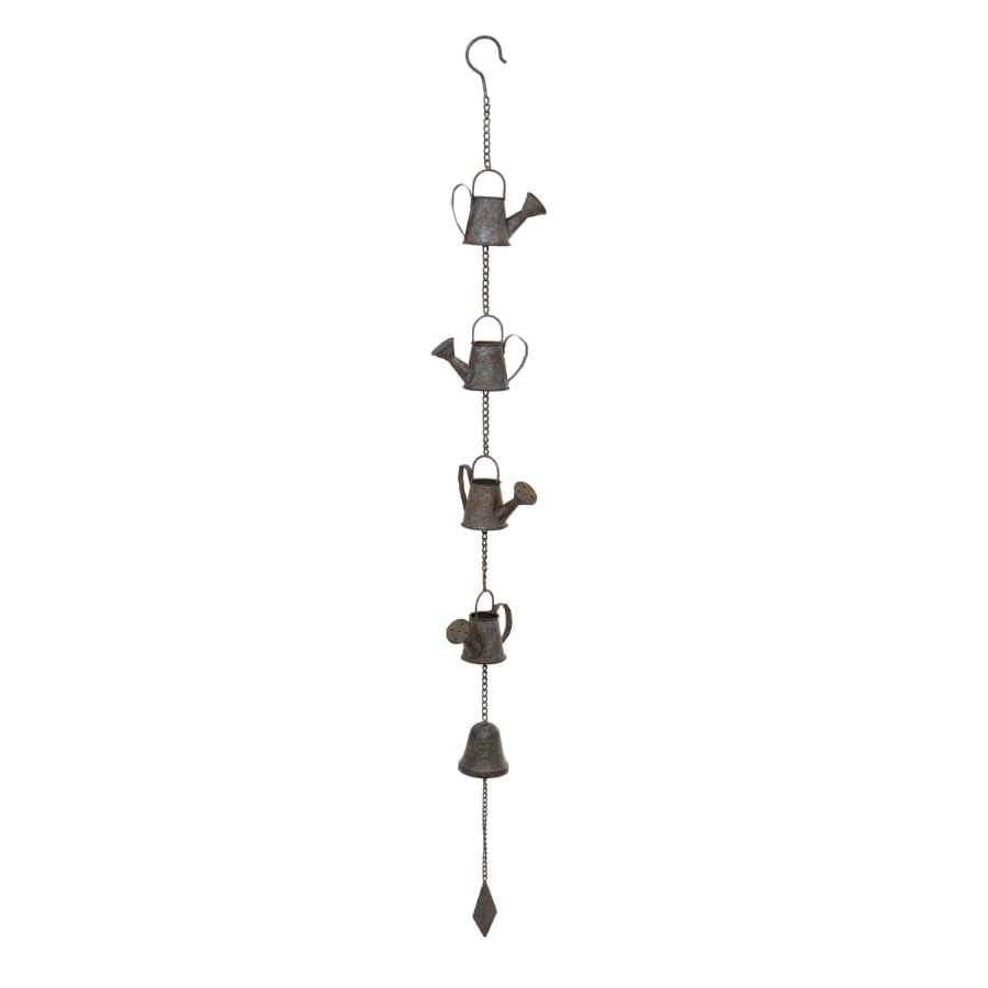 Decorative Hanging Watering Can Rain Chain