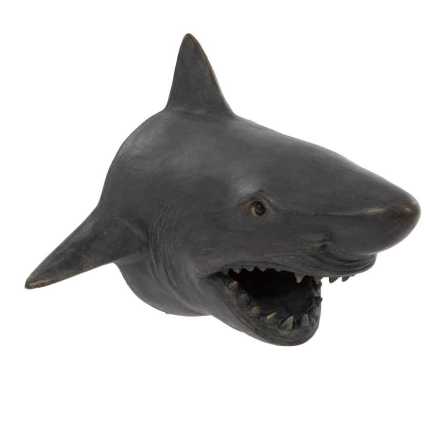 Decorative Wall Mounted Sharks Head