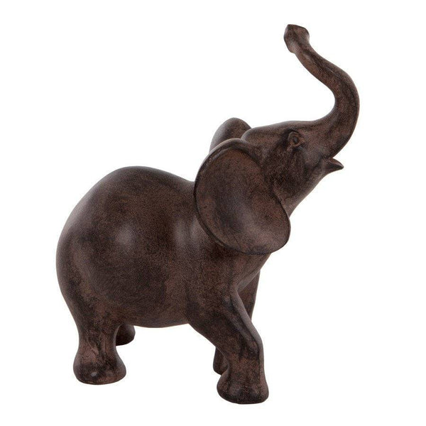 Distressed Elephant Ornament - The Farthing