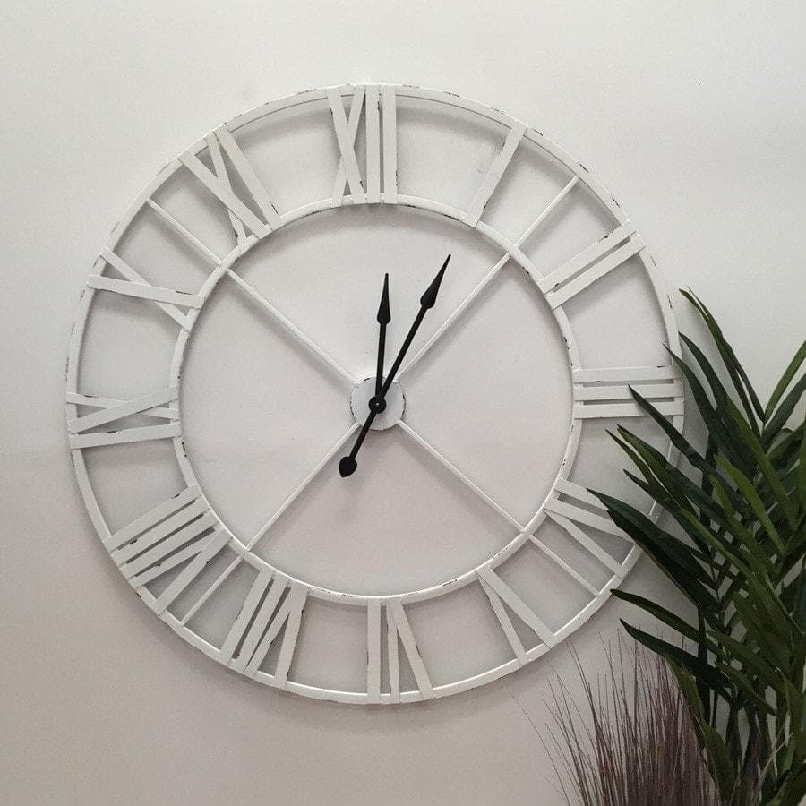 and vintage style wall clocks the farthing