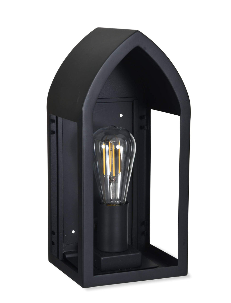 Arched Fairford Outdoor Wall Light at the Farthing